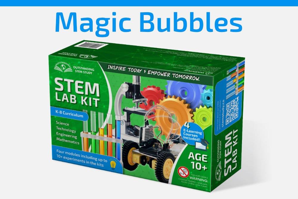 Magic Bubbles (Trial ver.)