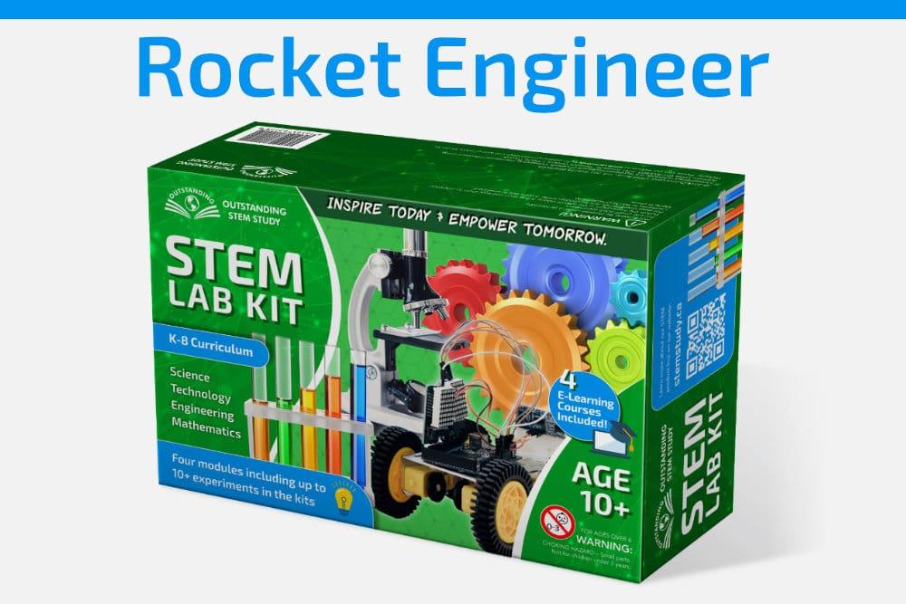 Rocket Engineer (Trial ver.)